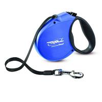 Фотография товара Поводок-рулетка для собак Triol by Flexi Standard Soft Blue S, синий