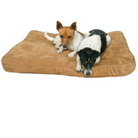 Лежак для собак Trixie Monty, коричневый, размер 120х75х10см.
