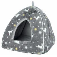 Фотография товара Лежак для собак Trixie, размер 38х35х38см., серый