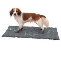 Фотография товара Подстилка для собак Trixie, размер 100х70см., серый