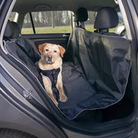 Автомобильный чехол для собак Trixie, черный, размер 145х160см.