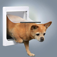 Фотография товара Дверца для собак Trixie, размер 20х21см.