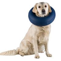 Фотография товара Защитный воротник для собак Trixie Protective Collar XL, синий