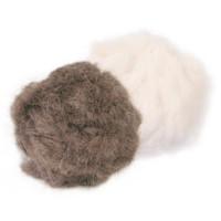 Фотография товара Игрушка для кошек Trixie Toy Balls with bell, размер 4см., 2 шт.