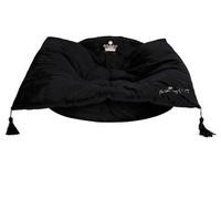 Лежак для собак Trixie Королевский пес, черный, размер 70х22х55см.