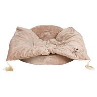Лежак для собак Trixie Королевский пес, бежевый, размер 55х20х45см.