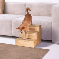 Фотография товара Лесенка для собак Trixie, размер 40х38х45см.