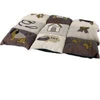 Фотография товара Подстилка для собак Trixie Patchwork, размер 55х40см., коричневый/бежевый