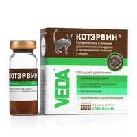 Фотография товара Витаминизированная добавка для кошек Веда  КотЭрвин