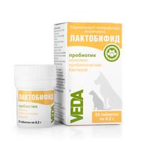 Фотография товара Пробиотик для собак и кошек Веда