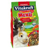 Фотография товара Корм для кроликов Vitakraft Menu Vital, 3 кг