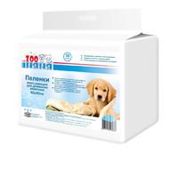 Фотография товара Впитывающие пеленки для собак и кошек Zoo Няня  Комфорт, размер 60х90см.