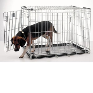 Фотография товара Клетка для собак Savic DOG RESIDENCE 107, размер 3, размер 107х71х81см.
