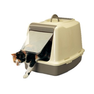 Туалет для кошек с фильтром Savic Sphinx, размер 56х44х42см.