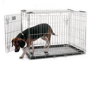 Фотография товара Клетка для собак Savic DOG RESIDENCE 91, размер 2, размер 91х61х71см.