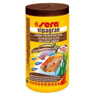Фотография товара Корм для рыб Sera Vipagran, 300 г
