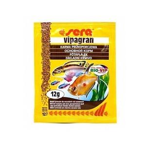 Фотография товара Корм для рыб Sera Vipagran, 12 г