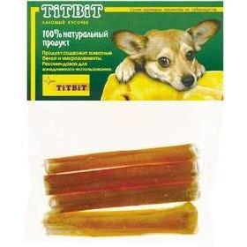 Фотография товара Лакомство для собак TitBit, 150 г, бычий корень