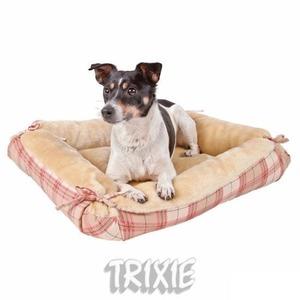 Фотография товара Лежак для собак Trixie Relax, размер 70х60см., бежевый