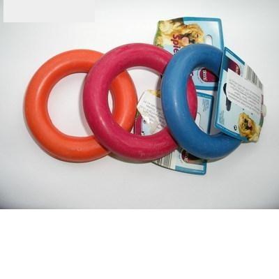 Игрушка для собак кольцо резиновое