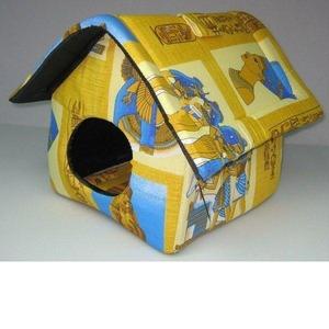 Фотография товара Домик для собак Usond, размер 35х35х39см., цвета в ассортименте