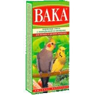 Фотография товара Корм для попугаев Вака, 500 г